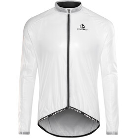 Etxeondo Busti Rain Jacket Men White/Black